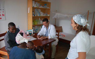 Report dell'attività del nostro Centro Medico a Bangui a Febbraio 2020