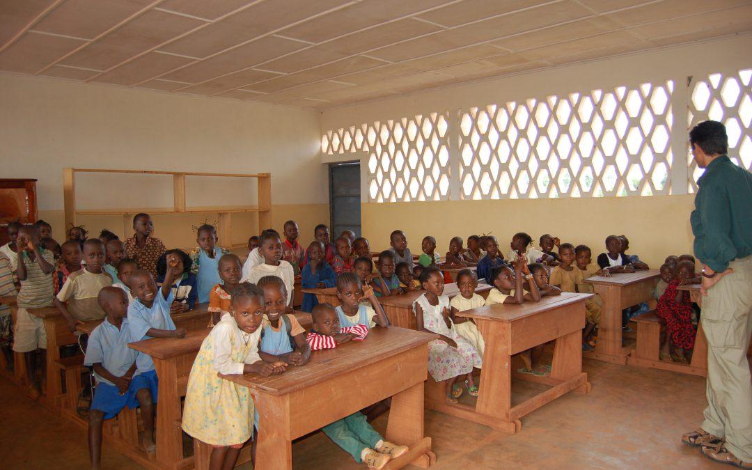 2007 – Progetto Scuola a Bangui – Repubblica Centrafricana